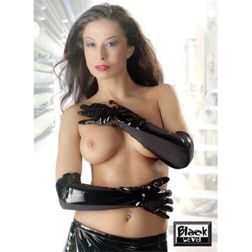 Billede af Lak handsker