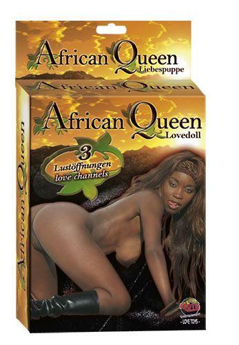 Billede af Lolita Dukke African Queen