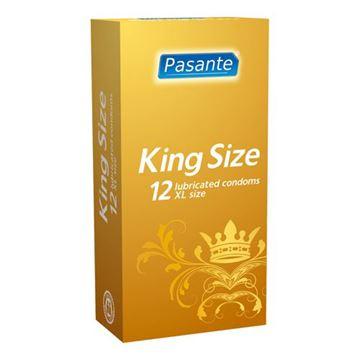 Billede af Pasante King Size Kondomer - 12 stk