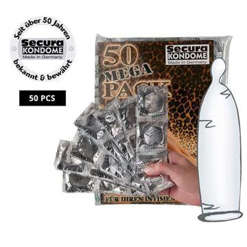 Billede af Kondomer Ultra tynde - Mega pakke
