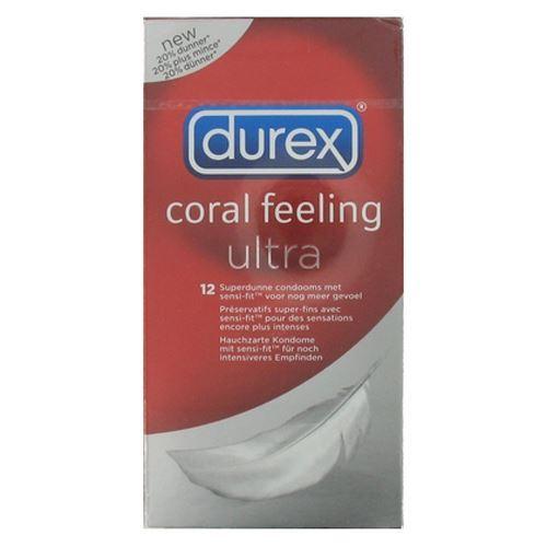 Billede af Durex Feeling Ultra kondomer - 12 stk