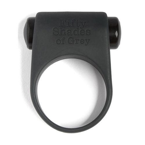 Billede af Fifty Shades of Grey - Vibrerende Penis Ring