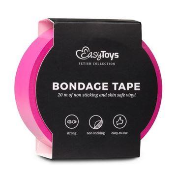 Billede af Easytoys Bondage Tape - Pink