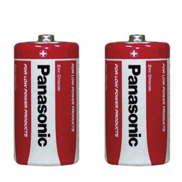 Billede af Panasonic Baby Batterier C/LR14 - 2 stk