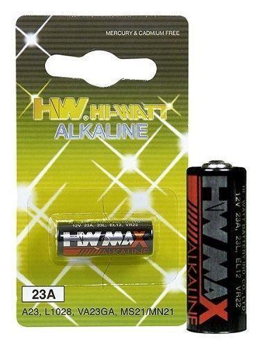 Billede af HW Alkaline Batteri A23 - 1 stk