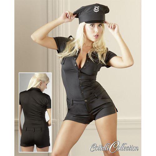 Billede af Sexet Politi Kostume