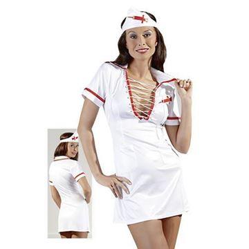 Billede af Sygeplejerske Kostume