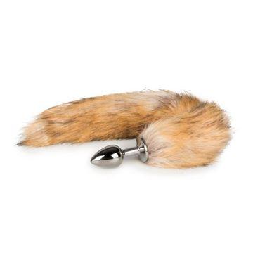 Billede af Metal Butt Plug Fox Tail No. 1