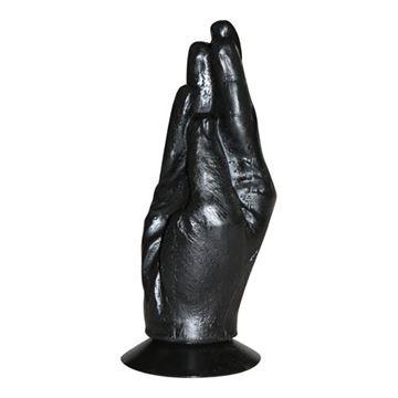 Billede af Fisting Hånd - All Black