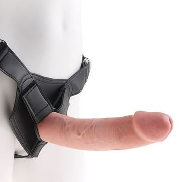 Billede af King Cock Strap-On Harness med Dildo